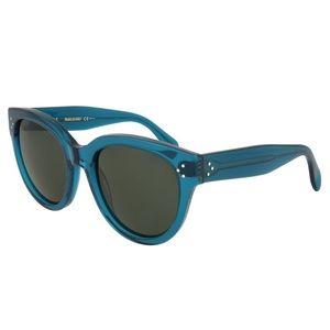 BNWT Celine Sunglasses Turquoise